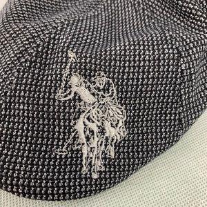 US polo association flat cap